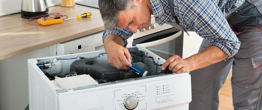 Ремонт стиральных, посудомоечных и сушильных машин.