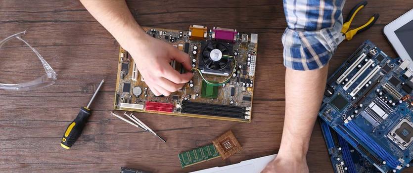 Ремонт компьютеров, Ремонт ноутбуков и Ремонт планшетов