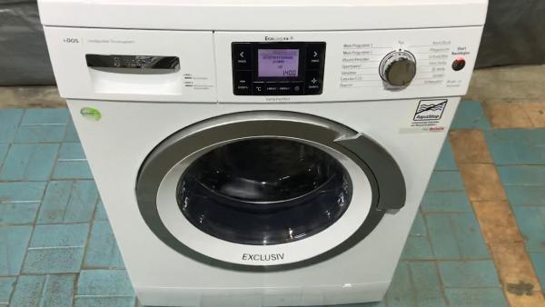 Стиральная машина Bosch EcoLogixx 8 Exclusiv WAS32893